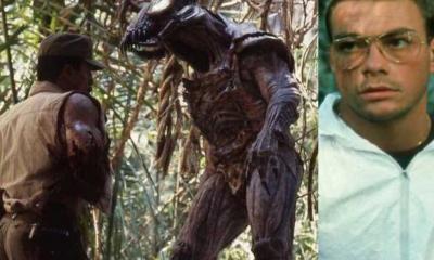 Predator Jean-Claude Van Damme