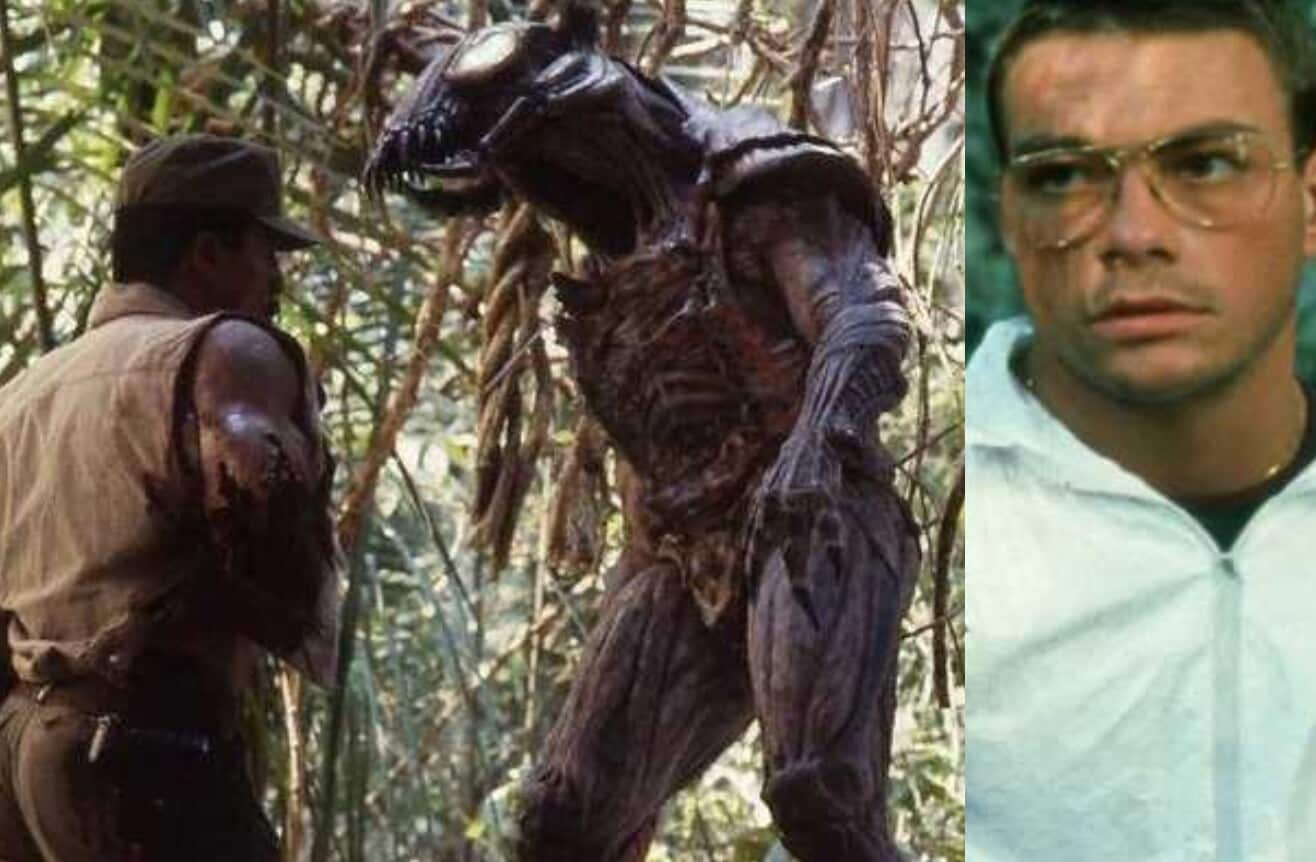 Jean Claude Van Damme Reveals Why He Left 'Predator' Role