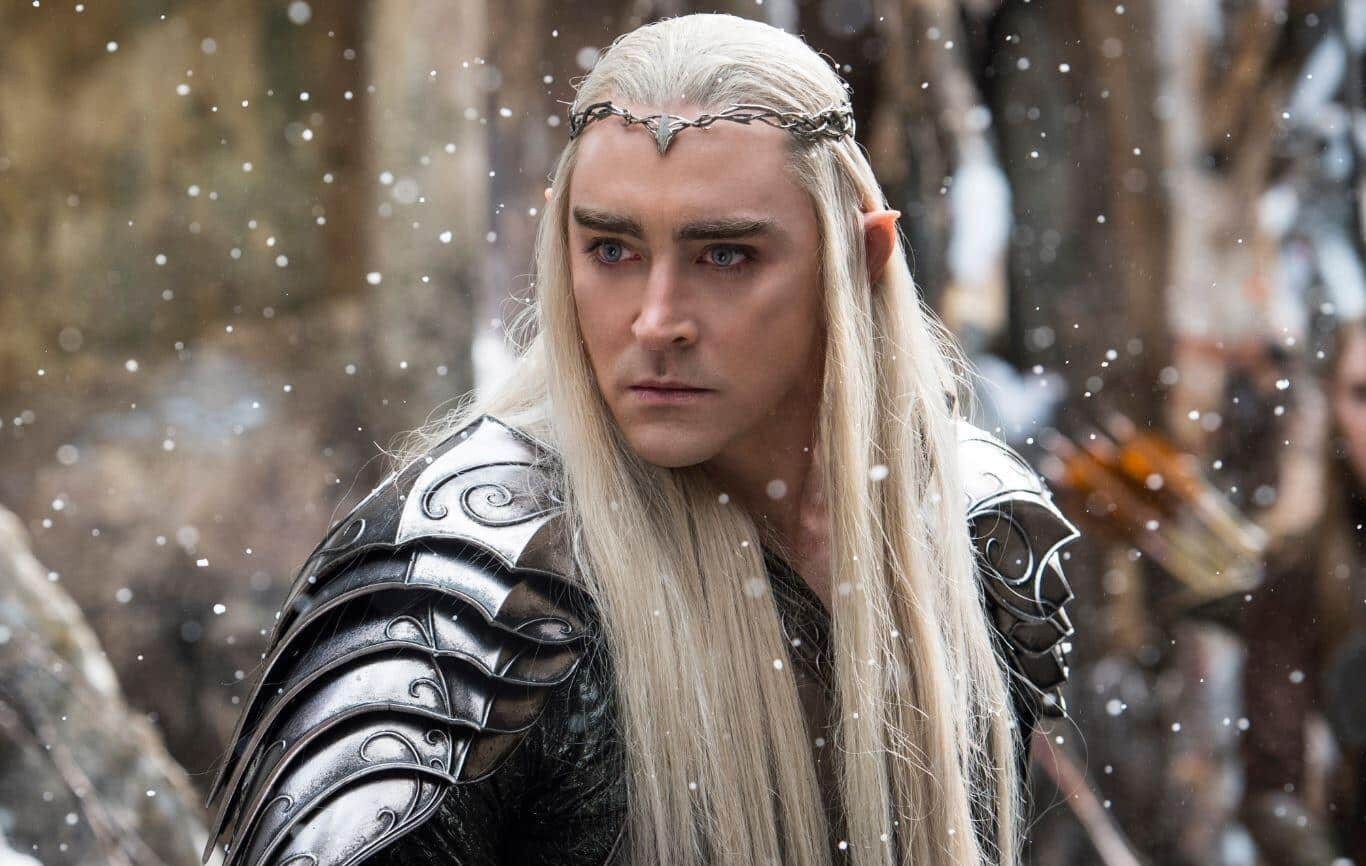 The Hobbit Lee Pace