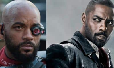 The Suicide Squad Idris Elba Deadshot