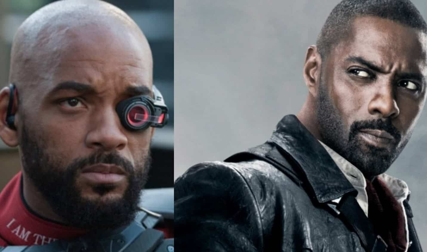 Idris Elba In Talks To Replace Will Smith As Deadshot In