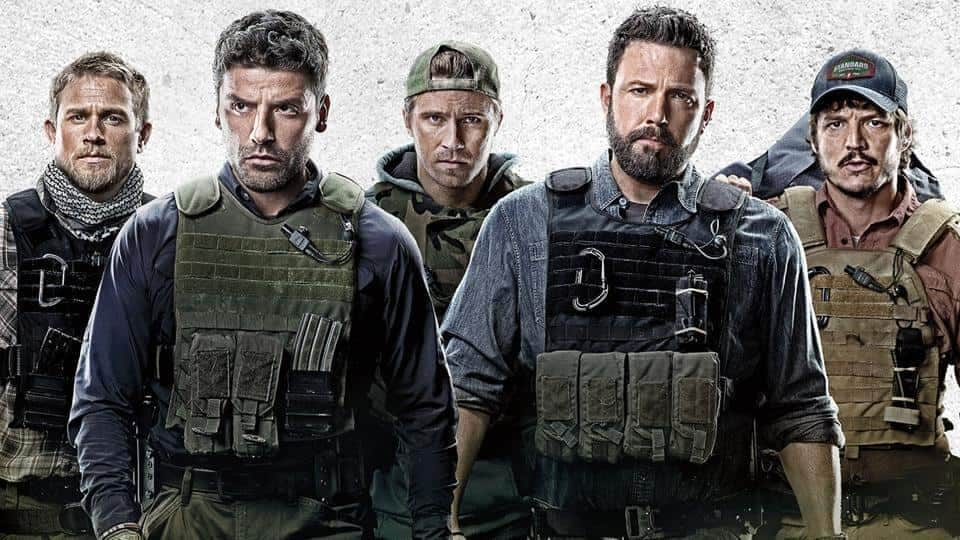Triple Frontier movie netflix