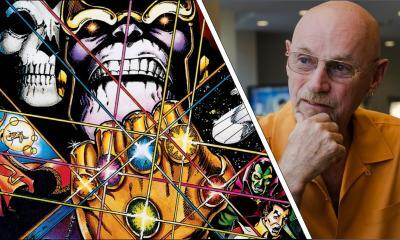 Thanos Jim Starlin