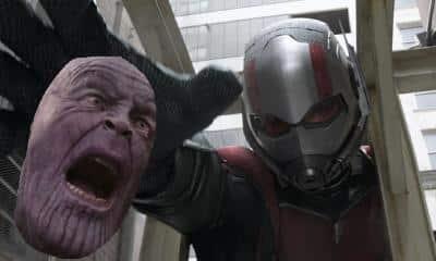 Avengers: Endgame Ant-Man Thanos