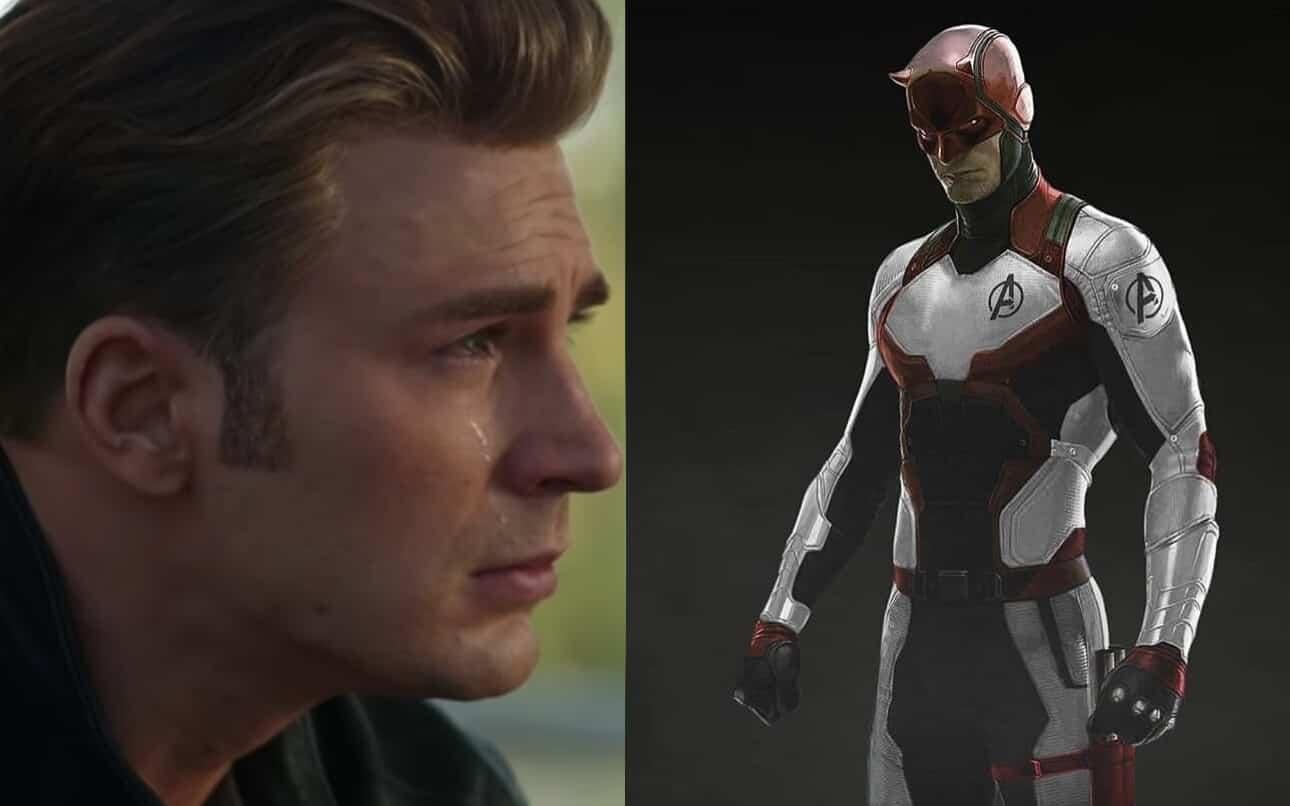 Avengers: Endgame Defenders Netflix Marvel Daredevil