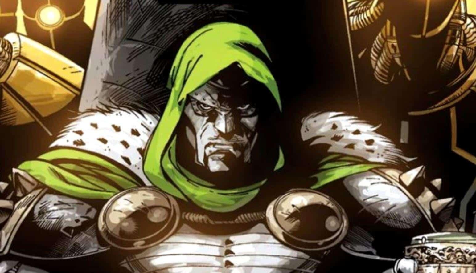 Avengers: Endgame Doctor Doom