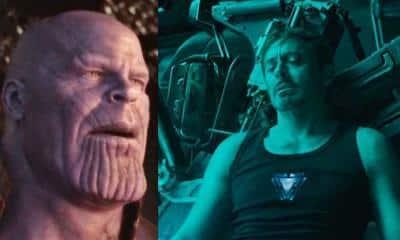 Avengers: Endgame Infinity War MCU