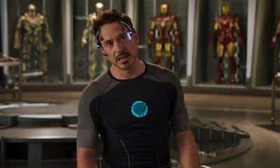 Avengers: Endgame Iron Man 3