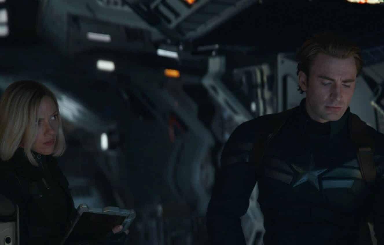 Avengers: Endgame Leak