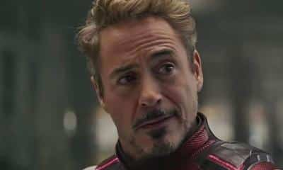 Avengers: Endgame Robert Downey Jr.
