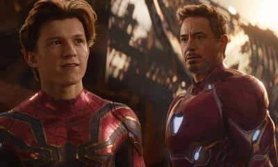 Avengers: Endgame Robert Downey Jr. Tom Holland