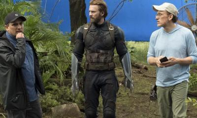 Avengers: Endgame Russo Brothers MCU