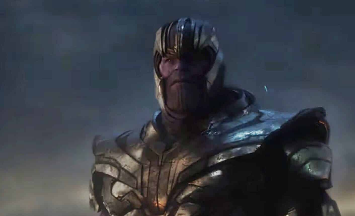 Avengers: Endgame: First Look At Thanos And His New Weapon In 'Avengers