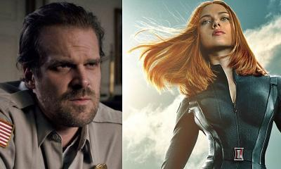 Black Widow Movie David Harbour