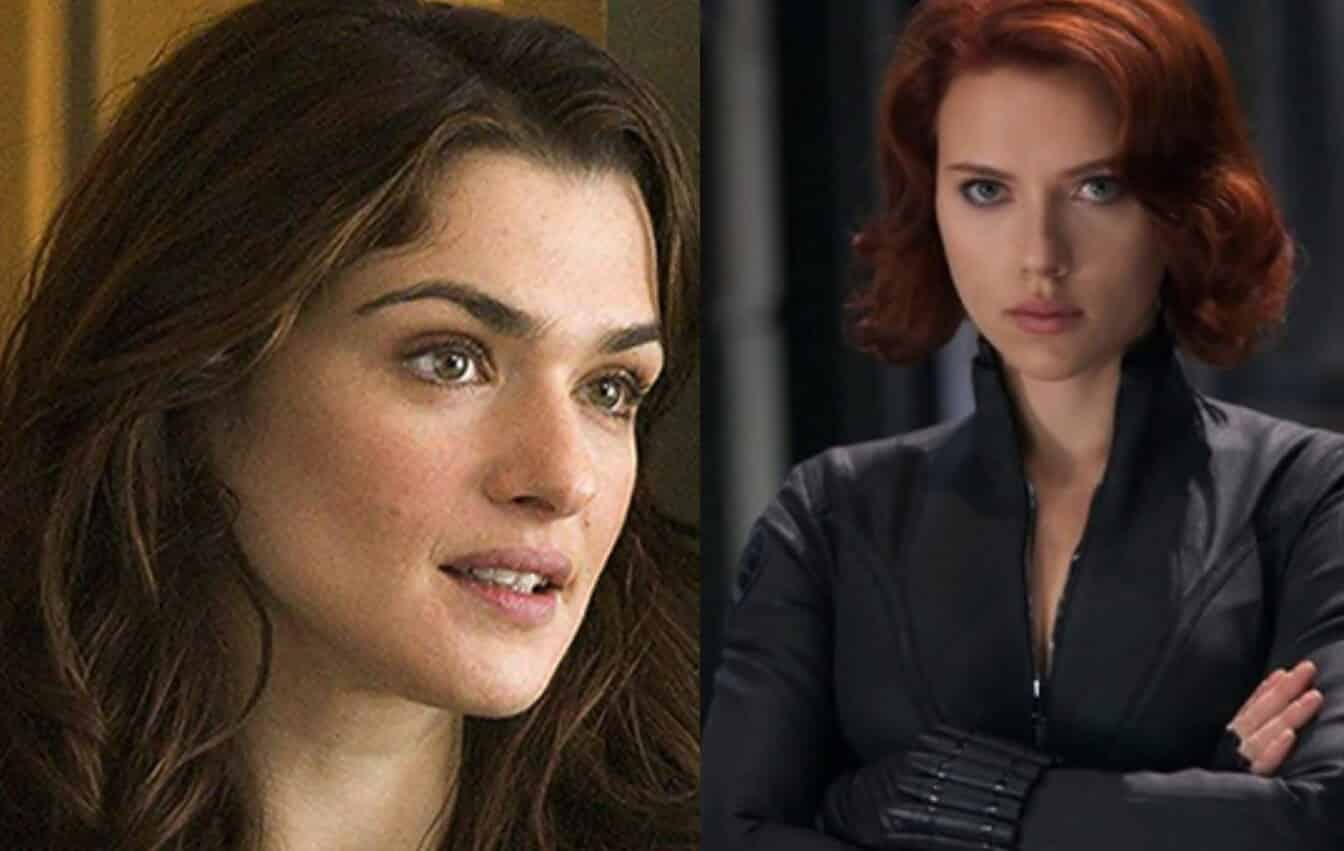 Black Widow Rachel Weisz