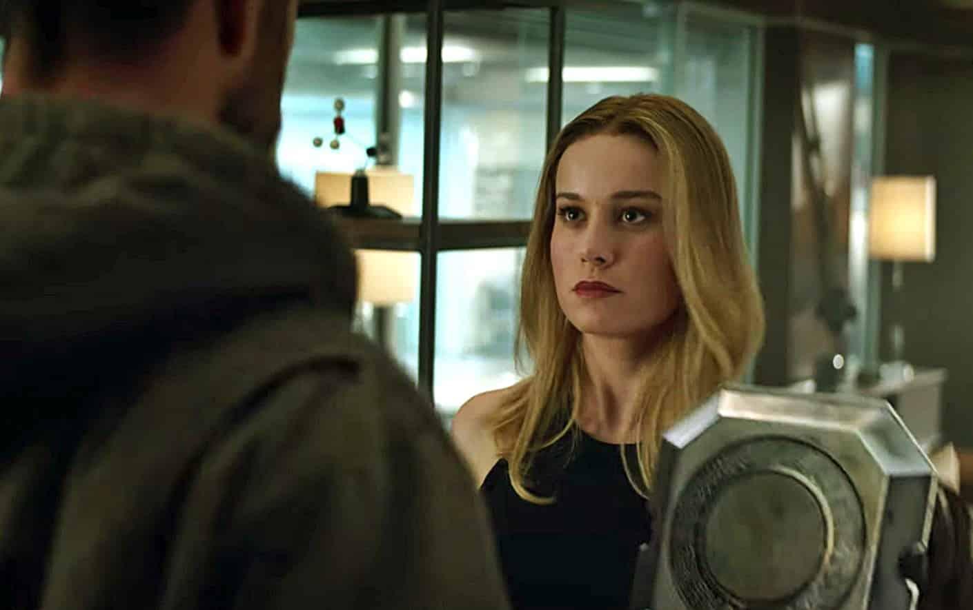 Brie Larson MCU Captain Marvel