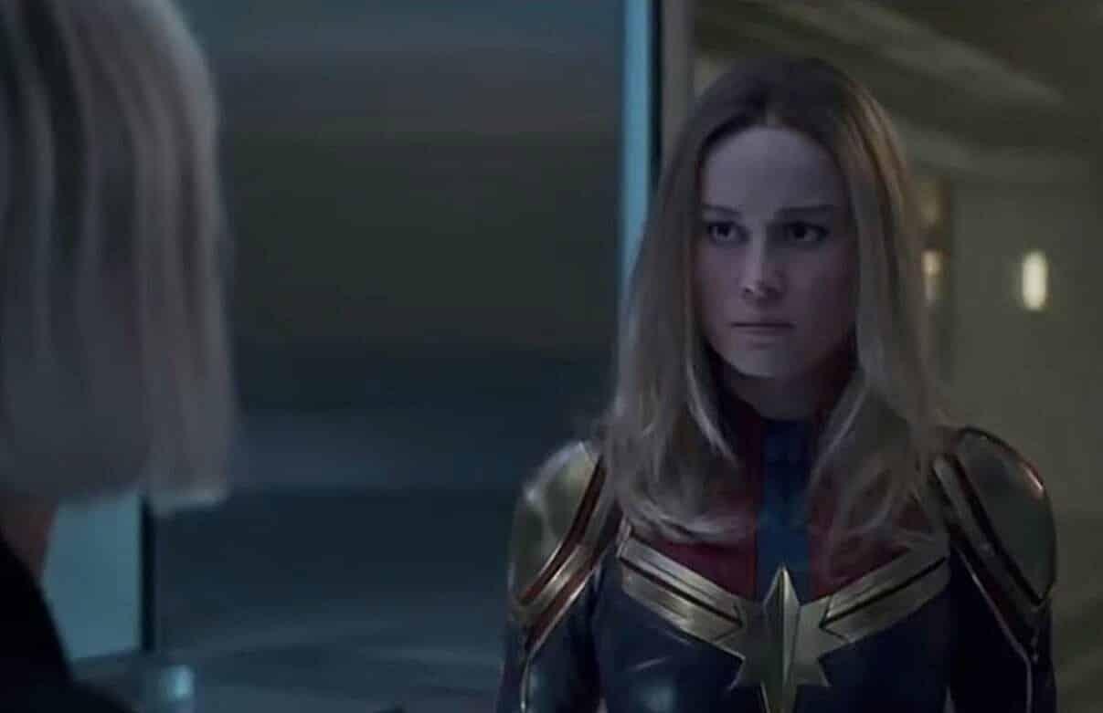 Captain Marvel Mid-Credits Scene