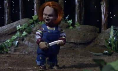 Chucky Mark Hamill Robot Chicken