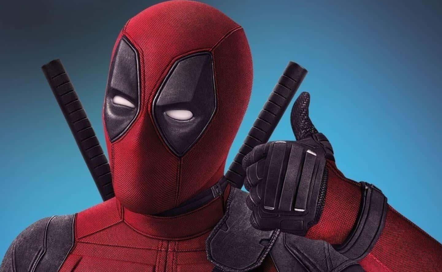 Deadpool Disney Marvel
