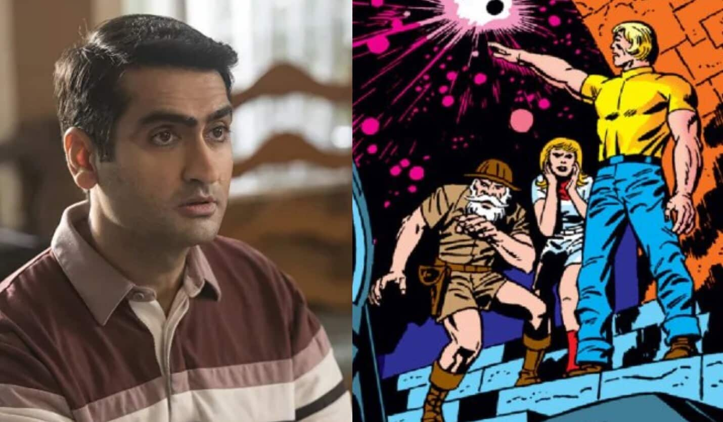 The Eternals Kumail Nanjiani