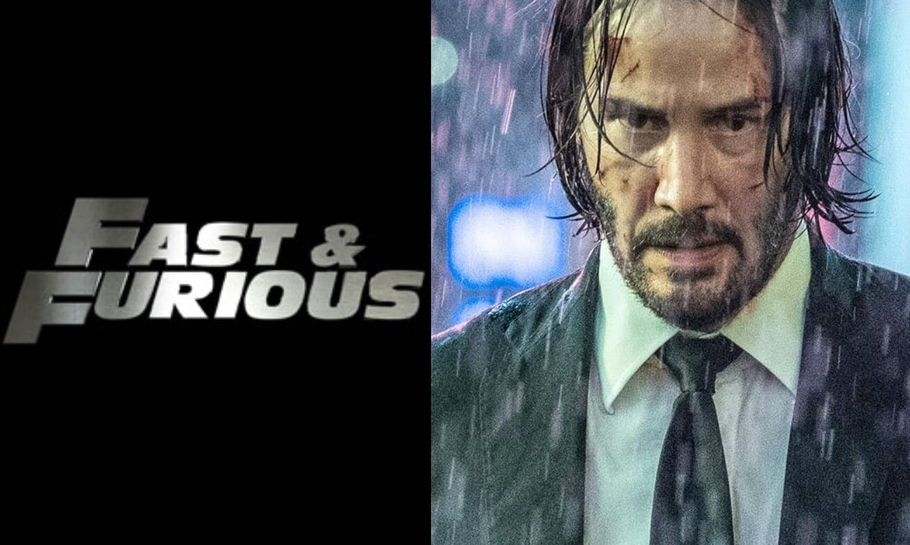 Fast And Furious Keanu Reeves