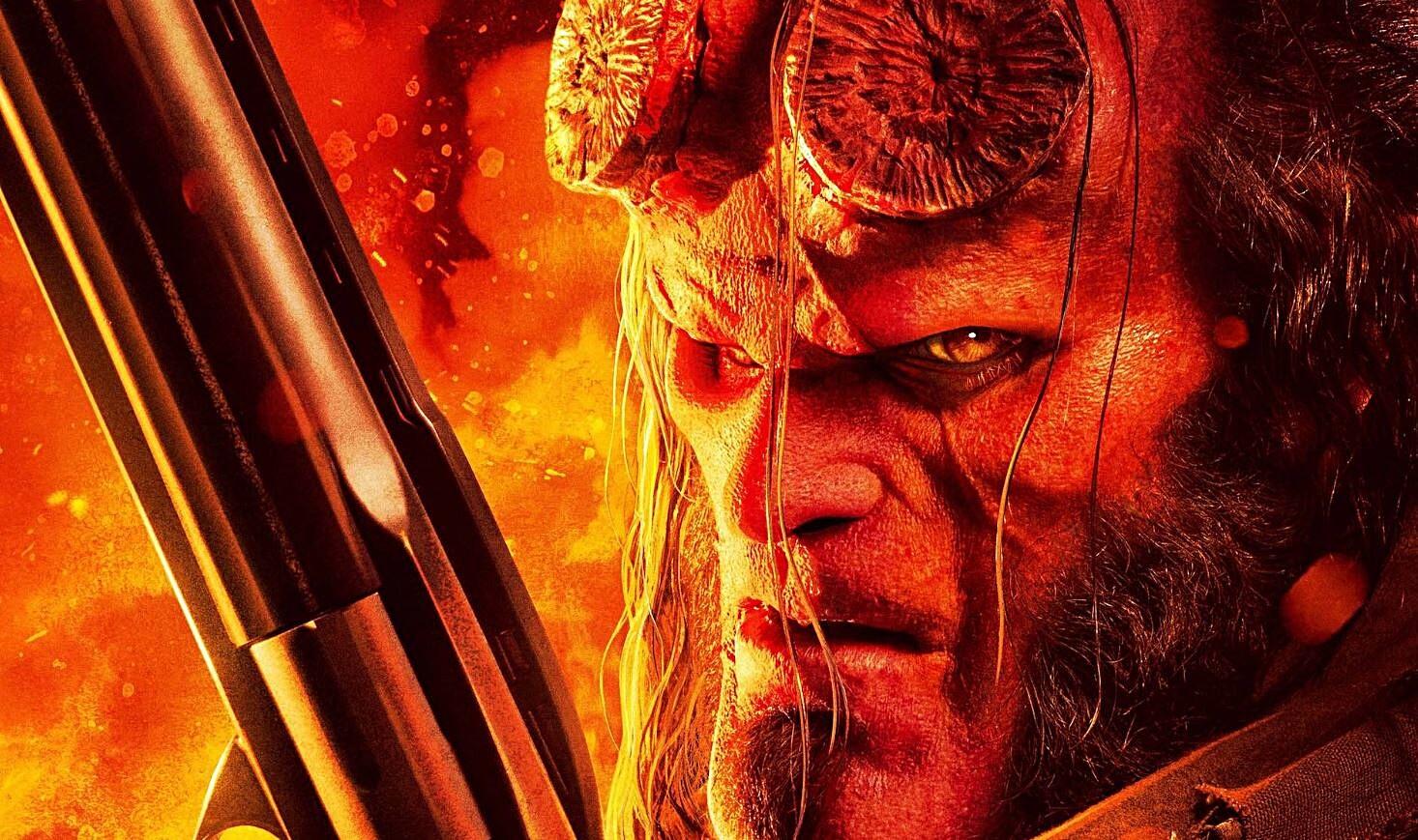 Hellboy Movie Reboot 2019