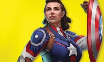 Marvel What If Peggy Carter Captain America Disney Plus