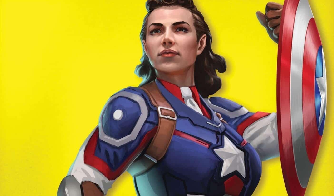Marvel What If Peggy Carter Captain America Disney Plus