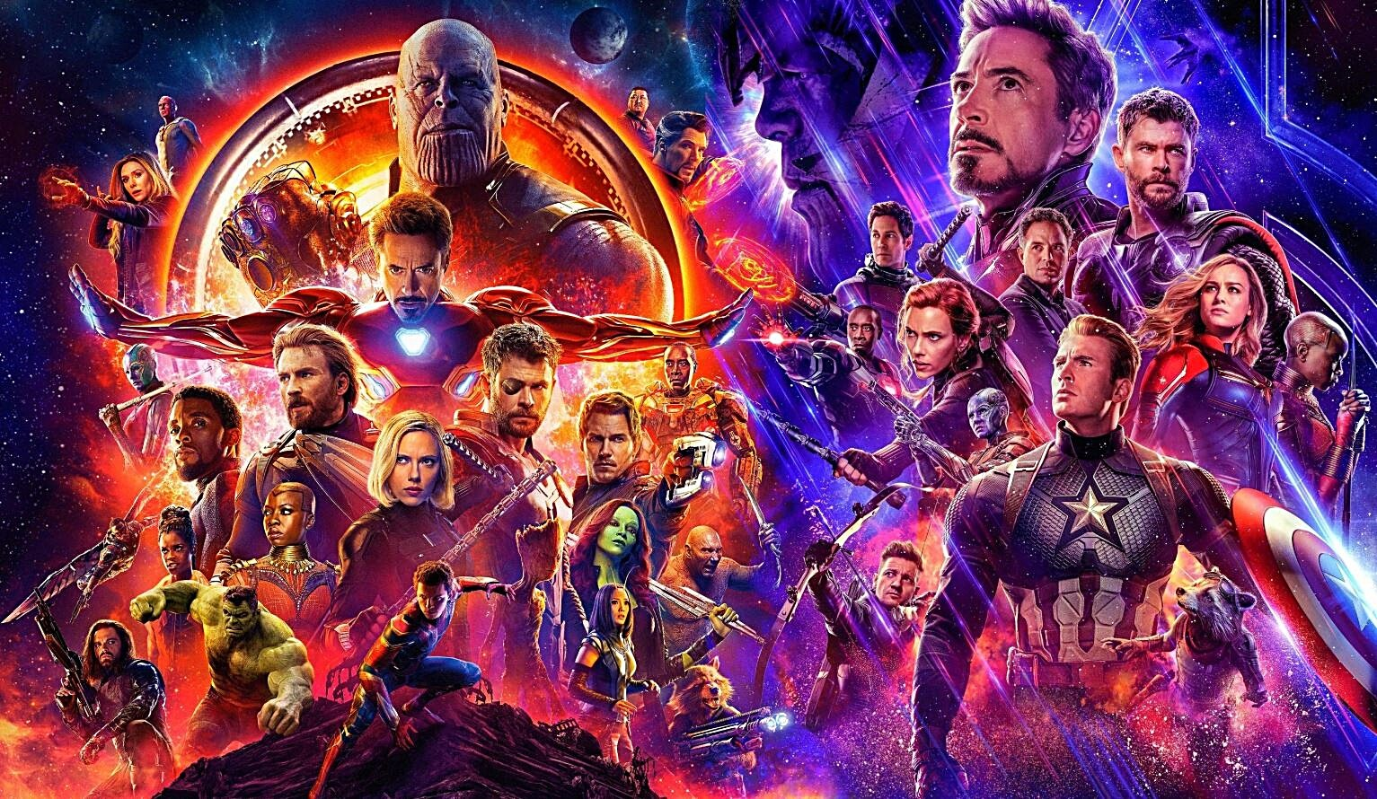 Amc Theatres Hosting Mcu Marathon Before Avengers Endgame