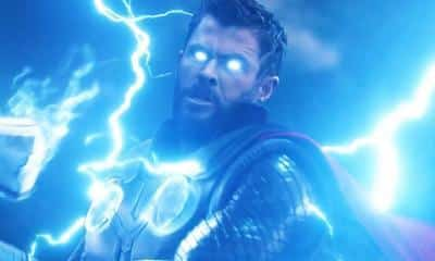 MCU Thor Chris Hemsworth
