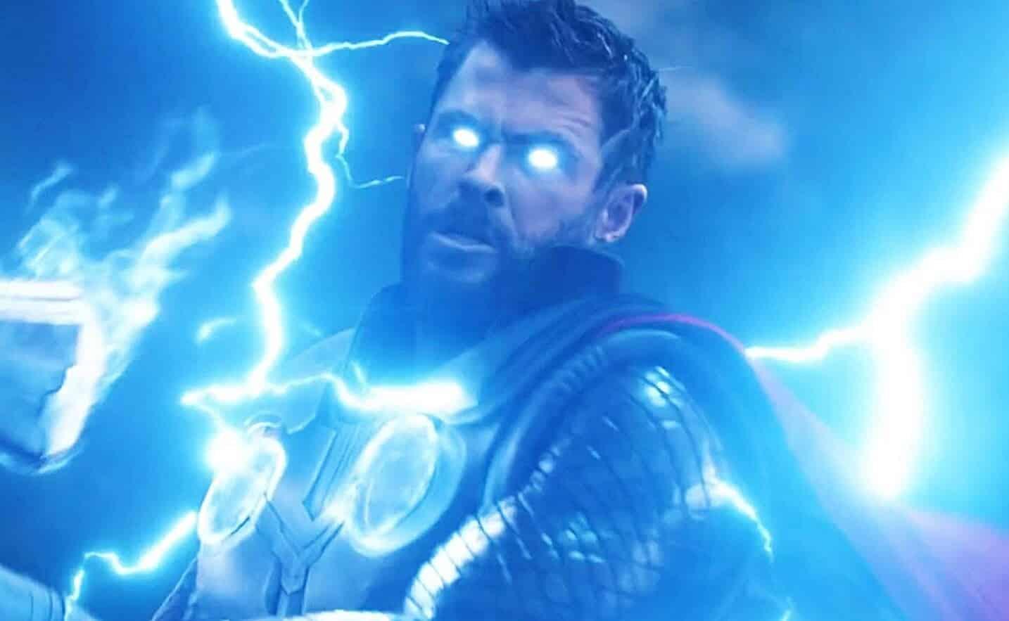 MCU Thor Chris Hemsworth