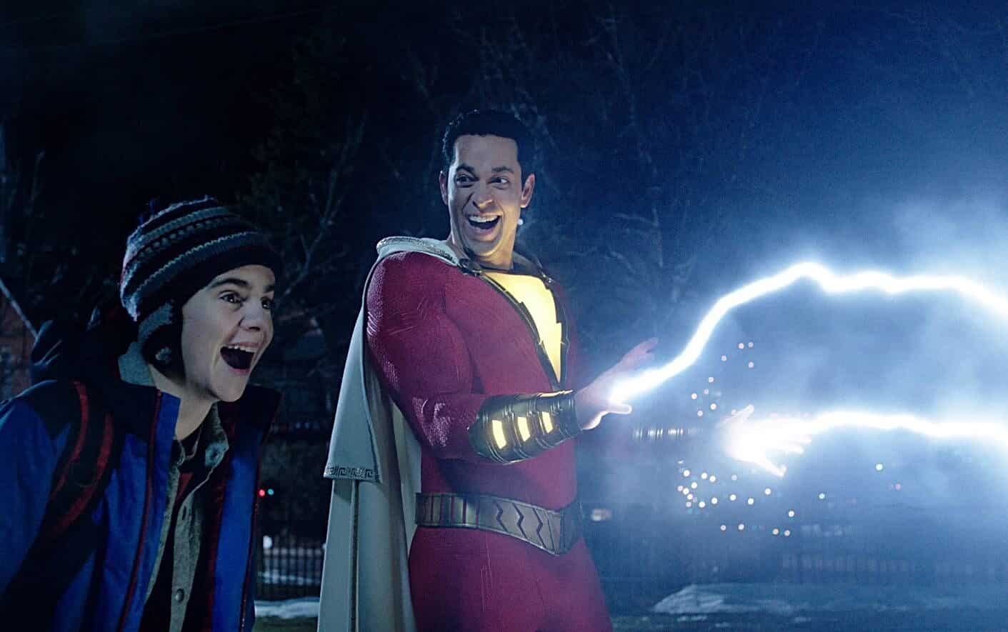 Shazam Movie Sequel