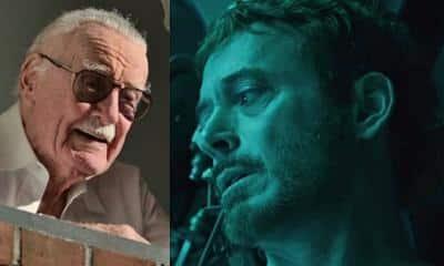 Stan Lee Avengers: Endgame