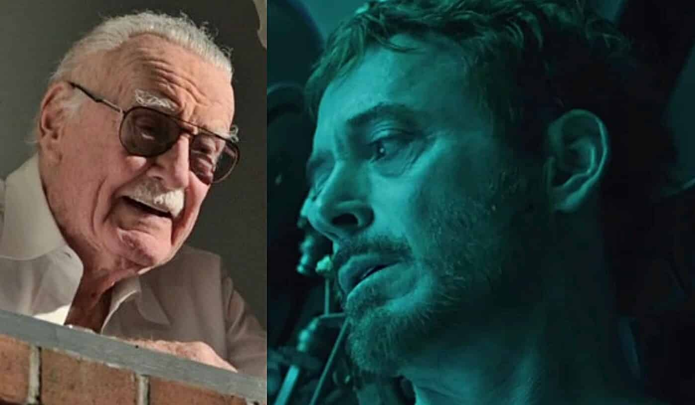 Stan Lee Avengers: Endgame