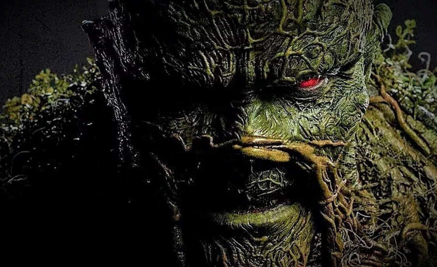 New Trailer For DC Universe's 'Swamp Thing' Series Ramps Up The Horror