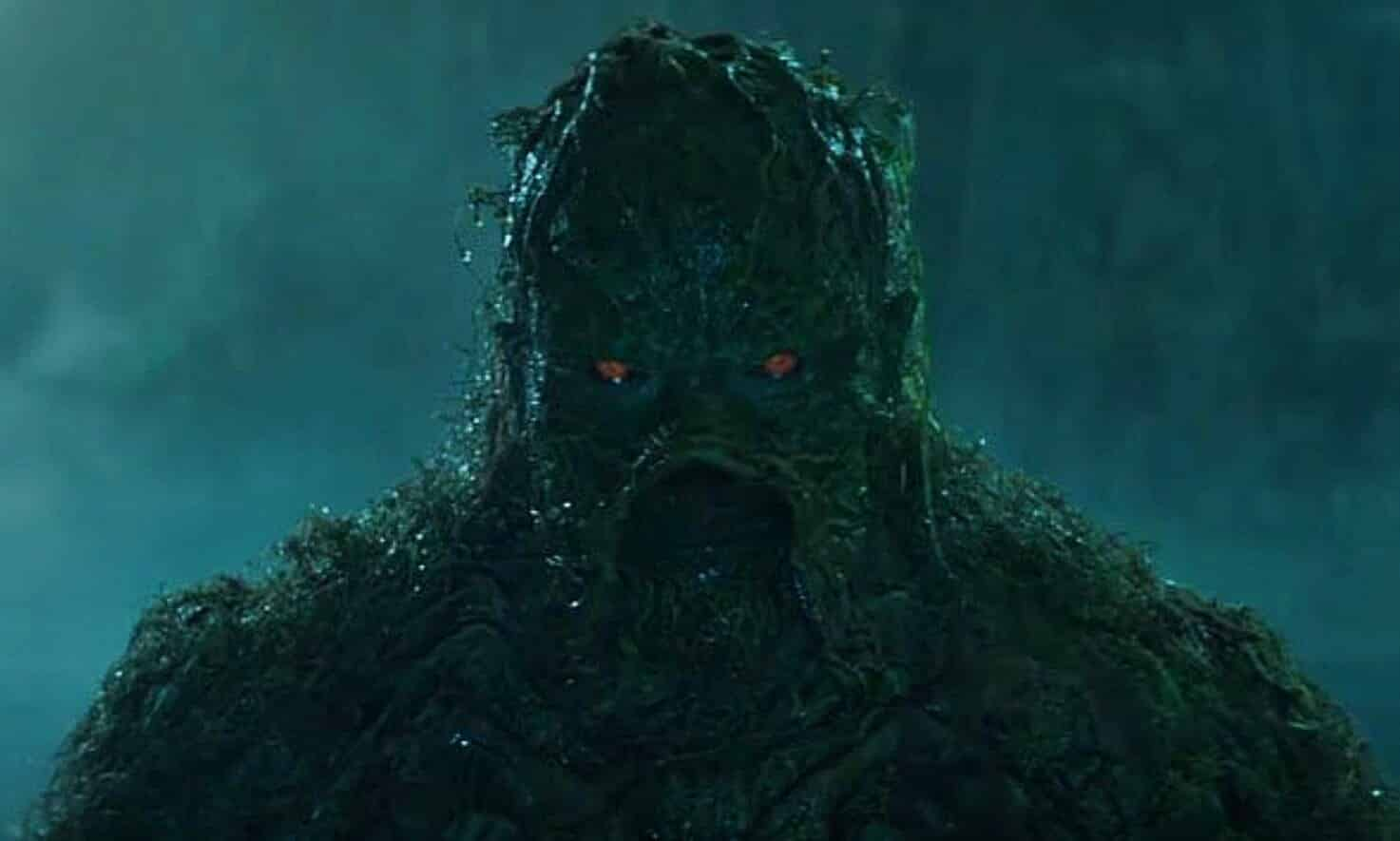 Swamp Thing DC Universe