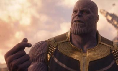 Thanos Snap Avengers Infinity War