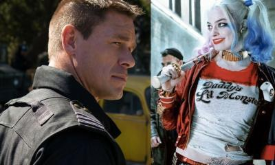 The Suicide Squad John Cena
