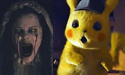 Detective Pikachu The Curse Of La Llorona