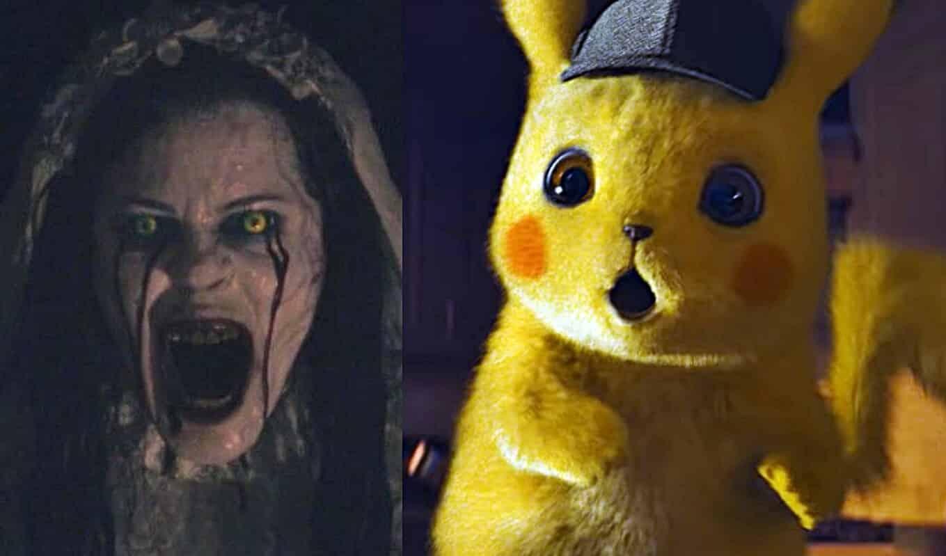 Detective Pikachu The Curse Of La Llorona