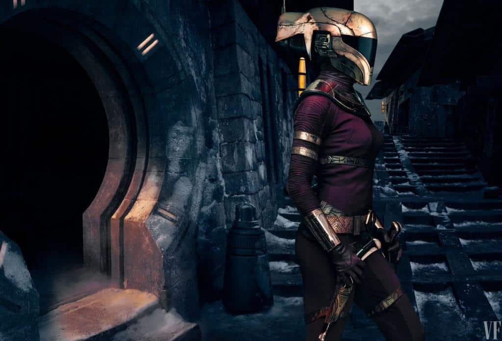 Keri russell rise of skywalker
