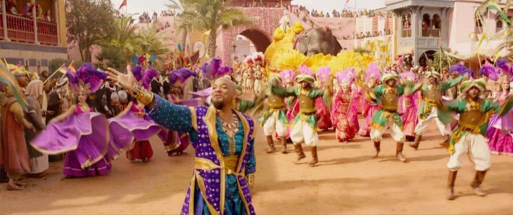 aladdin prince ali dance number