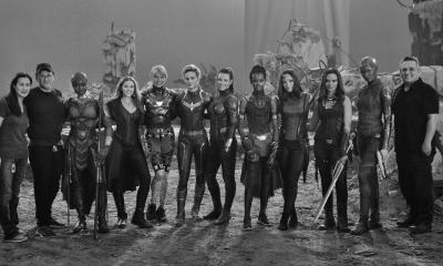 Avengers: Endgame All Female Photo