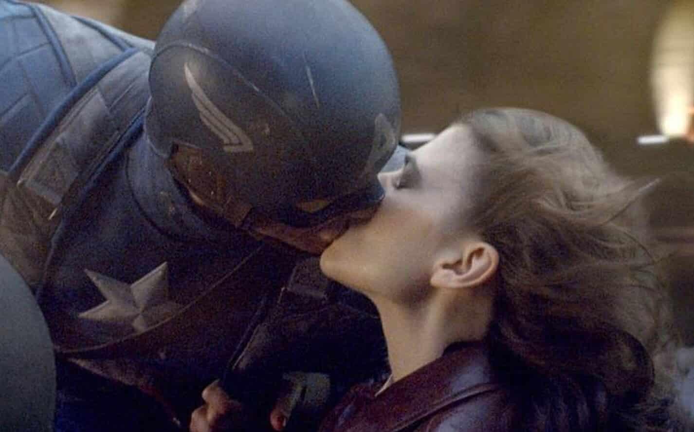 Avengers: Endgame Captain America Peggy Carter