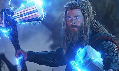 Avengers: Endgame Fat Thor Chris Hemsworth