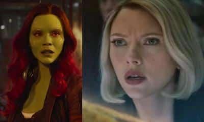 Avengers: Endgame Gamora Black Widow