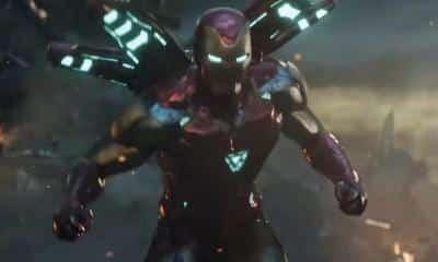 Avengers: Endgame Iron Man