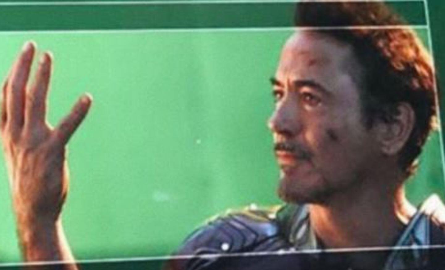 Avengers: Endgame Iron Man Robert Downey Jr.