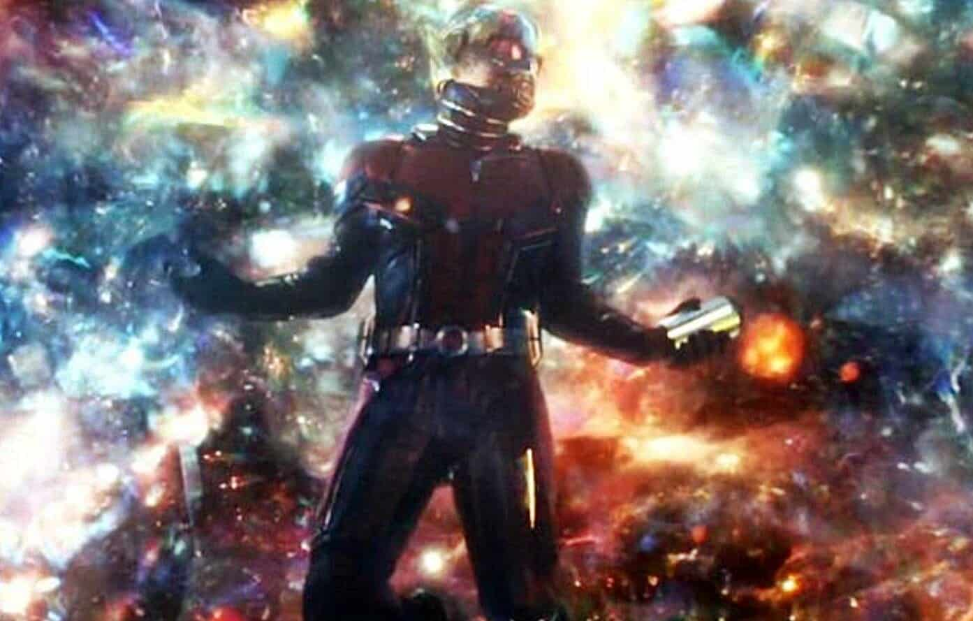 Avengers; Endgame Quantum Realm