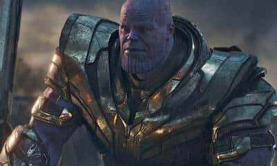 Avengers: Endgame Snap Thanos MCU